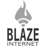 blaze internet logo