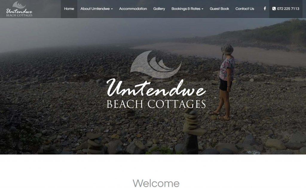 Umtendwe Beach Cottages